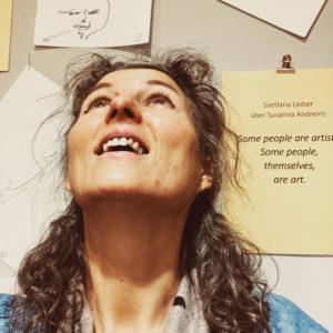 Susanna Andreini The Art Of Presence